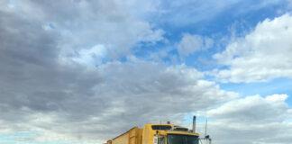Transport drogowy samochodami ciężarowymi